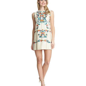 Cynthia Steffe Fleur A-Line Shift Dress | Dillards