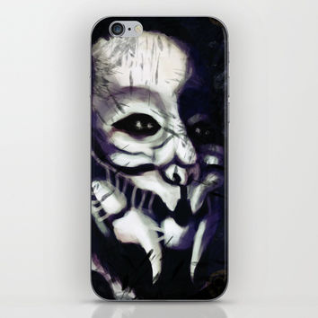 Prowler iPhone & iPod Skin by Moonlit Emporium