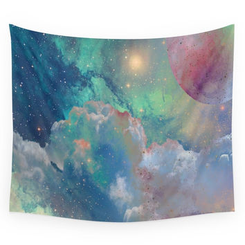 Society6 Out There Wall Tapestry