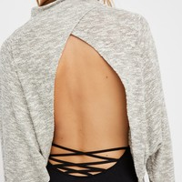 Free People Partly Cloudy Pullover