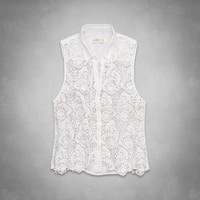 Codie Lace Shirt