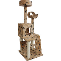 "Adventurous 52"" Cat Tree Condo"