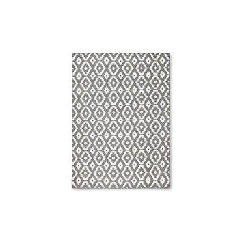 Threshold Diamond Area Rug - Grey (7'X10')