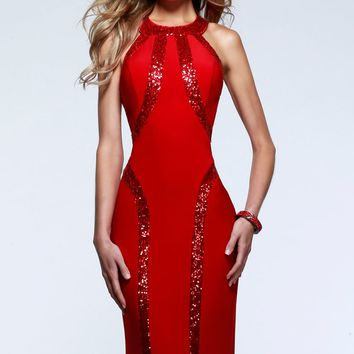 Faviana 7510 Dress