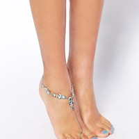ASOS Beach Toe Anklet