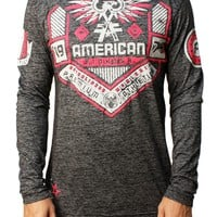 American Fighter Men's Augusta Weathered Graphic T-Shirt