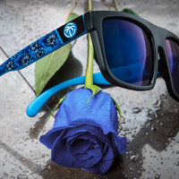 Regulator Sunglasses: Winter Hyper Floral Customs