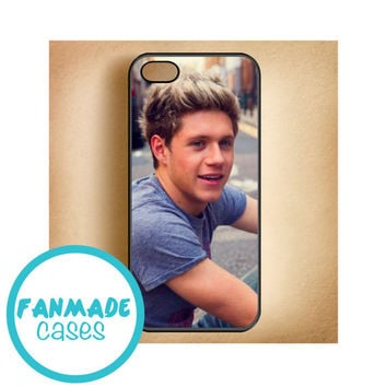 Niall Horan iPhone 4/4s 5/5s/5c & iPod 4/5 Rubber Case