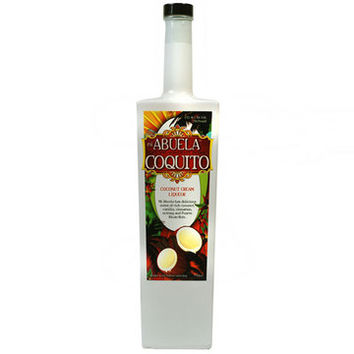 Mi Abuela Coquito Coconut Cream Liqueur 750ml