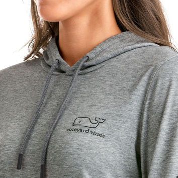 Long-Sleeve Whale Active Hoodie