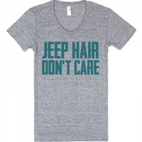 Jeep Hair Don't Care (Blue)