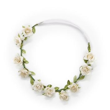 GB Girls Flower Crown | Dillards