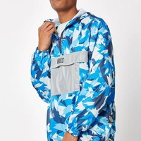 DCCKYB5 VFILES x Mtn Dew Camo Out Windbreaker