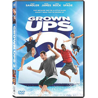 Walmart: Grown Ups 2 (DVD + UltraViolet) (Widescreen)