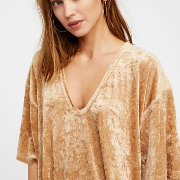 Free People We The Free Luxe Tee