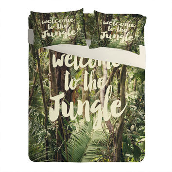 Catherine McDonald Welcome to the Jungle Sheet Set Lightweight