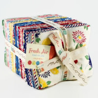 Fresh Air Fat Quarter Bundle by American Jane for Moda Fabrics