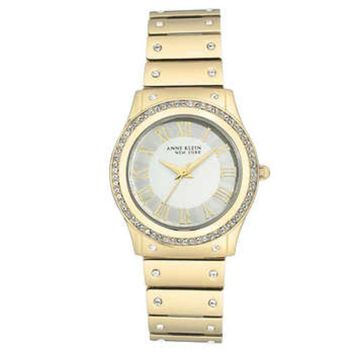 Anne Klein Women's Watch  12/2288SVGB