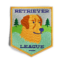 Retriever League | Patch