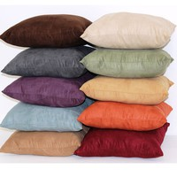 AnnasLines | Super Suede Decorative Pillows