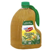Lipton Diet Green Tea with Citrus 128 Oz Gallon Pack of 4 - Walmart.com
