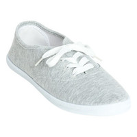 Solid Tennis Shoe | Shop Shoes at Wet Seal