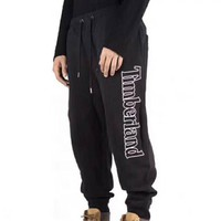 Timberland × Monkey Time Joint Sports Sweatpants Pants Pants Casual Pants black
