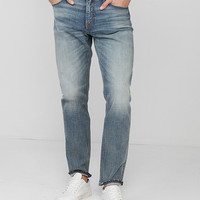 Classic Slim Medium Wash Stretch Jeans
