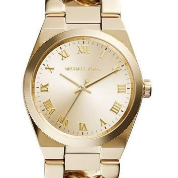 MICHAEL KORS CHANNING WOMEN'S WATCH MK3393