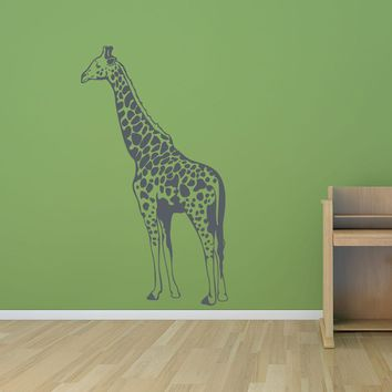 Giraffe II Wall Decal