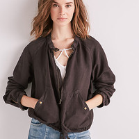 Shrunken Utility Jacket | Lucky Brand