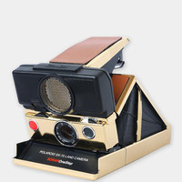 Urban Outfitters - Impossible Project Limited Edition Polaroid SX-70 Sonar Camera