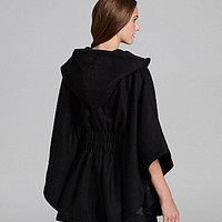 Jolt Toggle-Front Hooded Poncho | Dillards.com