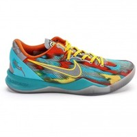 Kobe 8 System Men's (Grey/Gold)