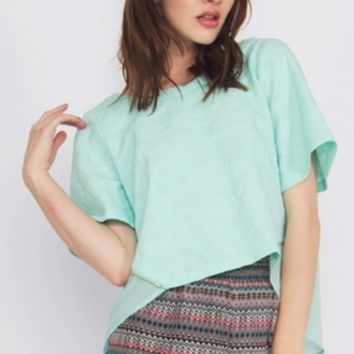 Lily Mint Top*