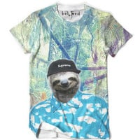 Earl Sloth Men's Tee - READY TO SHIP