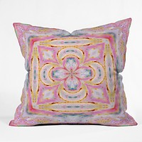 Lisa Argyropoulos Visionaries Throw Pillow