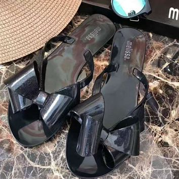 One-nice™ Melissa Casual Fashion Women Sandal Slipper Shoes H-ALXY