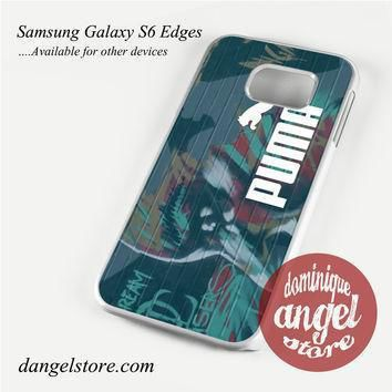 puma street art phone case for samsung galaxy s3 s4 s5 s6 s6 edge s6 edge plus  number 2