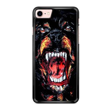Givenchy Rottweiler Face iPhone 7 Case