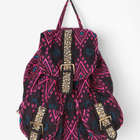 Urban Outfitters - Ecote Treasure Cluster Backpack
