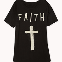 Faith & Cross Tee