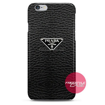 Prada Logo Milano Fashion iPhone Case 3, 4, 5, 6 Cover