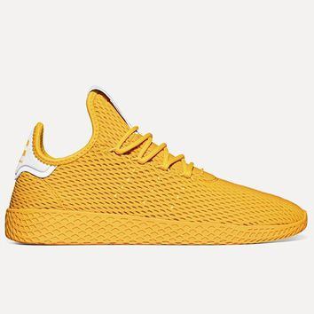 AUGUAU adidas PW Tennis HU Yellow White