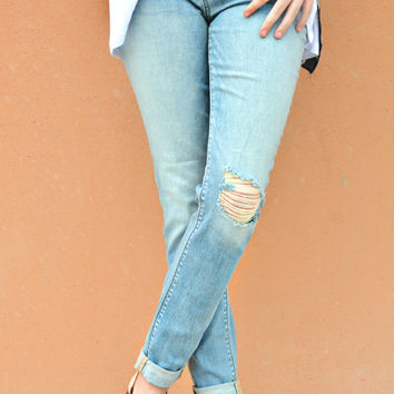 Which Path To Take Jeans