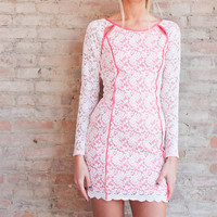 Daniella Lace Dress