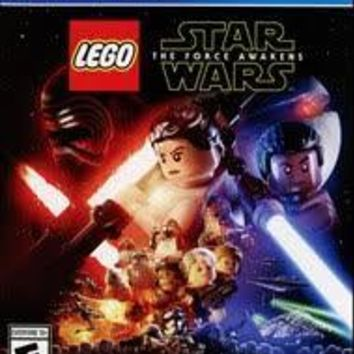 LEGO Star Wars The Force Awakens [PS4 Game]