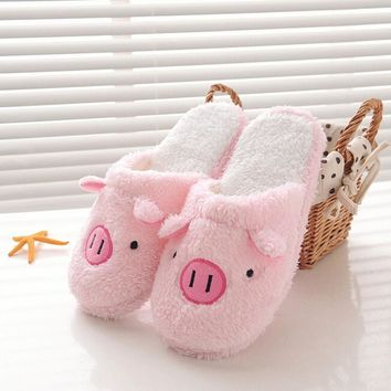 Indoor lovrly pig  Home Shoes