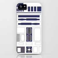 R2D2 iPhone Case iPhone & iPod Case by Brash Attack