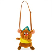 Disney Gus-Gus from Cinderella Crossbody Bag for Kids Plush New with Tags
